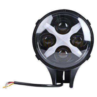 OL - 1660R 60W Car LED Headlight for Jeep Wrangler
