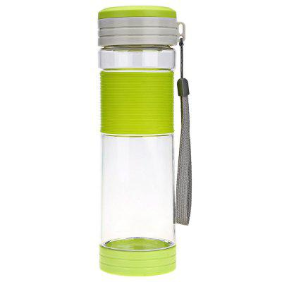 Cargen Q71017 550ml Sport Teapot Plastic Water Bottle