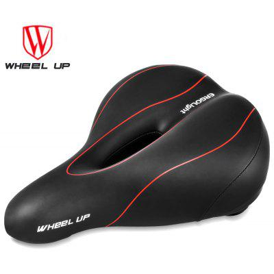 WHEELUP Hollow Bike Saddle Seat with Warning Light