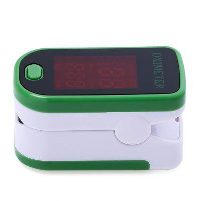 Fingertip Pulse Spo2 PR Monitor Blood OxygenMonitoring &amp; Testing<br>Fingertip Pulse Spo2 PR Monitor Blood Oxygen<br><br>For (Blood pressure): Finger<br>Item Type: Blood Pressure<br>Materials: ABS<br>Package Content: 1 x Fingertip Pulse Oximeter, 1 x Lanyard, 1 x English Manual<br>Package Size ( L x W x H ): 8.00 x 6.00 x 5.20 cm / 3.15 x 2.36 x 2.05 inches<br>Package weight: 0.066 kg<br>Power (W): 2 x AAA 1.5V<br>Product Size  ( L x W x H ): 5.50 x 3.00 x 3.00 cm / 2.17 x 1.18 x 1.18 inches<br>Product weight: 0.032 kg<br>Pulse Rate: 2BPM