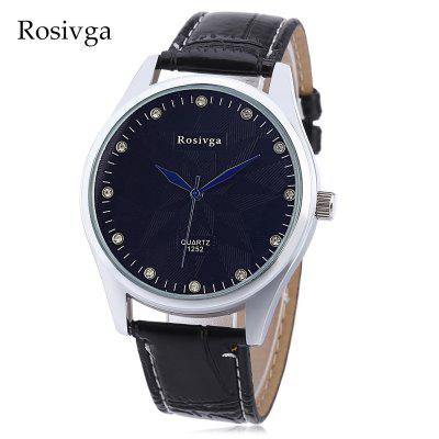 Rosivga 1252 Men Quartz Watch
