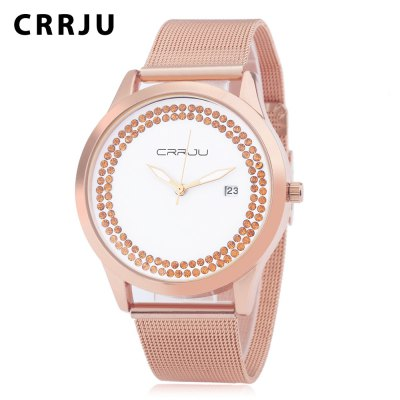 CRRJU 2102 Women Quartz Watch