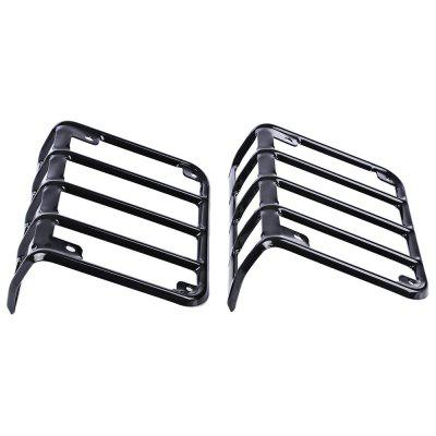 Paired OL - JMB - T Car Tail Light Protector for Jeep Wrangler