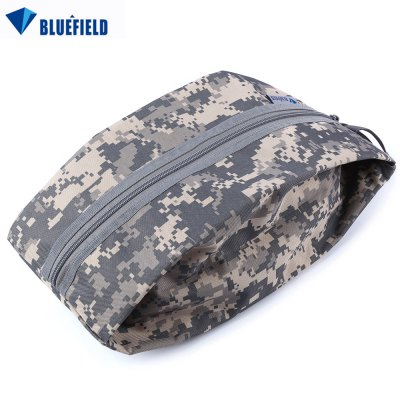 Bluefield Outdoor Travel Thick Camouflage Laundry Shoe Bag