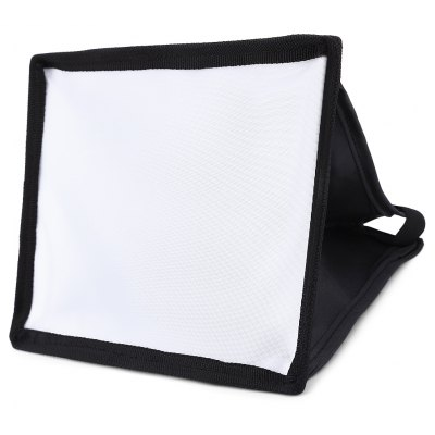 15 x 20CM Portable Photography Light Speedlite Soft Box