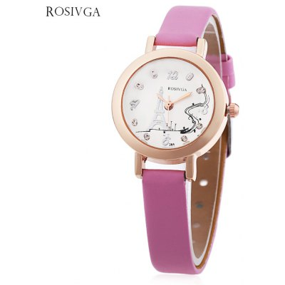 Rosivga 261 Female Quartz Watch
