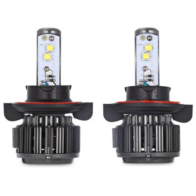 Paired K7 H13 80W Integrated LED Vehicle Headlight