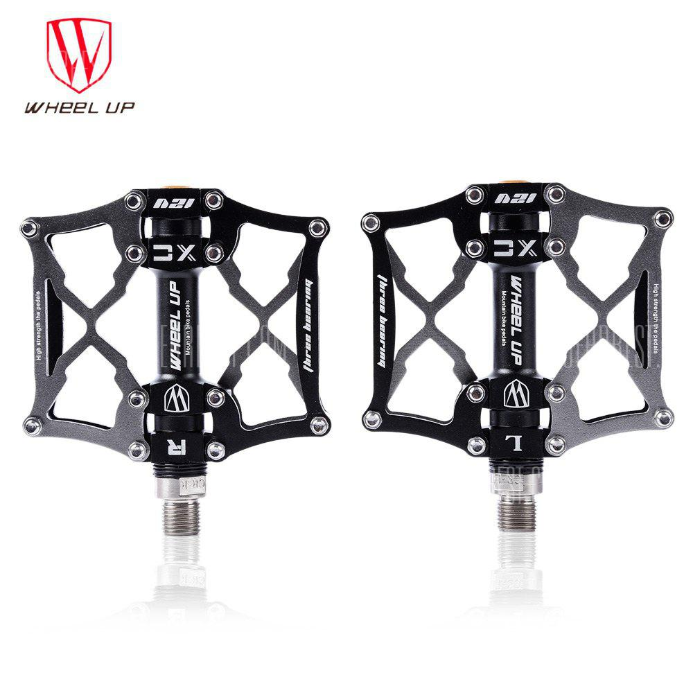 Wheel up Paired Sealed Bearing Cycling Road MTB Bike Ultralight Pedals