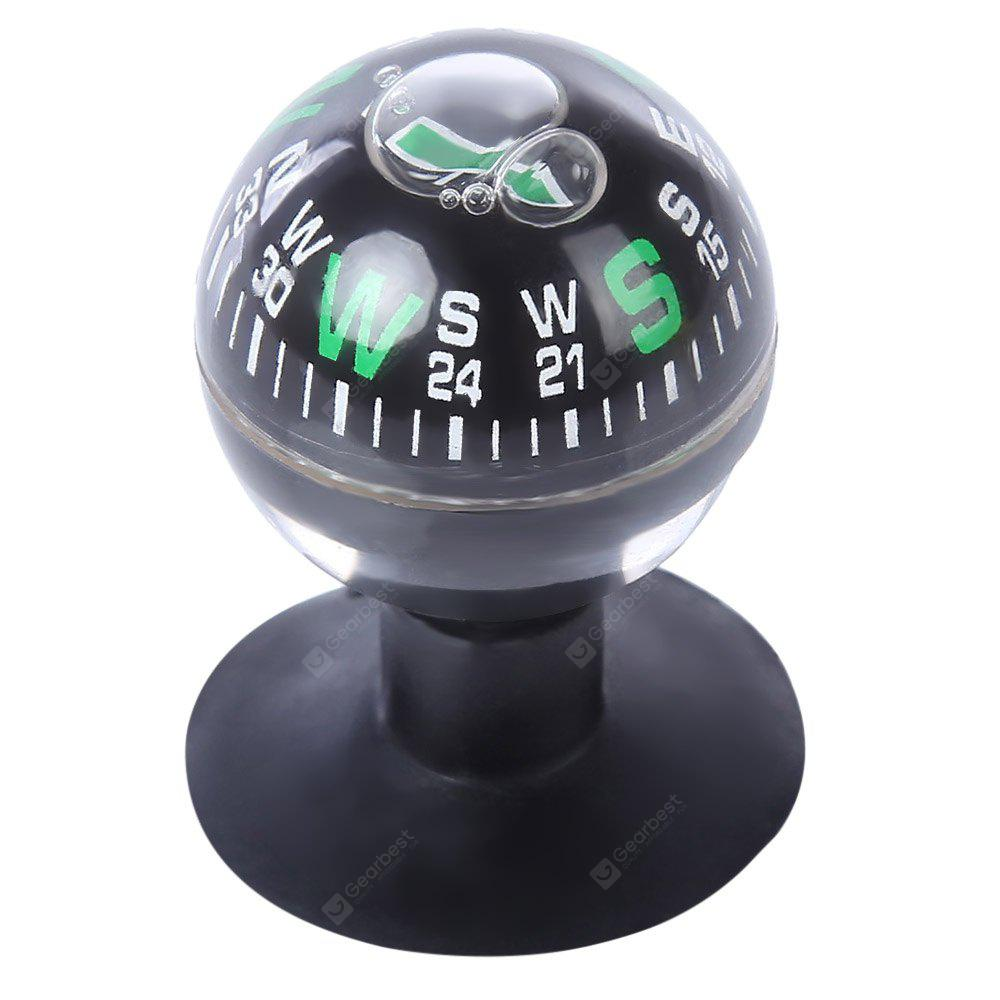 Outdoor 28MM Ball Compass with Sucker