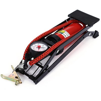 High Pressure Tire Air Pump Foot Inflator