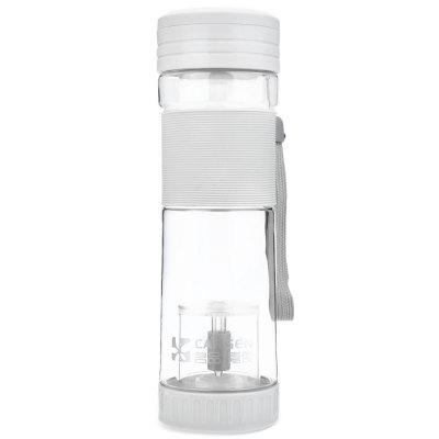 Cargen Q71024 550ml Filter Water Tea Bottle