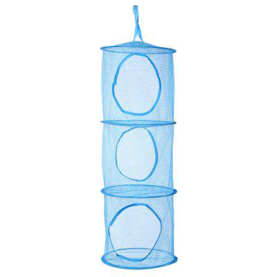 3 Shelf Hanging Net Organizer