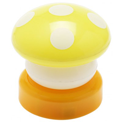 Kids Novelty Mushroom Shape LED Lamp Flashing Toy