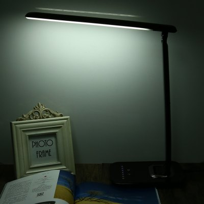 TZ 009U 12W Foldable Dimmable Rotatable LED Desk Lamp