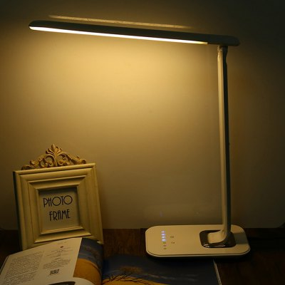 TZ 009U 15W Foldable Dimmable Rotatable LED Desk Lamp