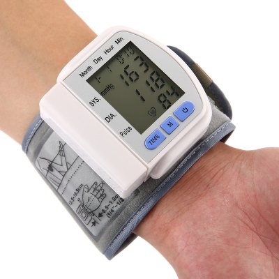 CHANGKUN Digital Wrist Blood Pressure Monitor