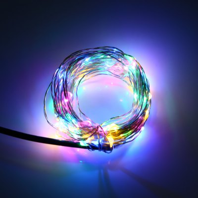DC 6V 10M 100 LEDs String Light