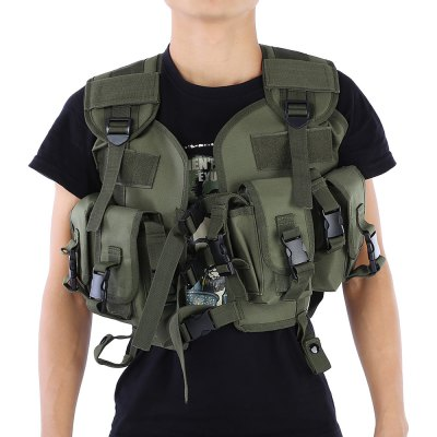 Combat Assault Plate Carrier Vest