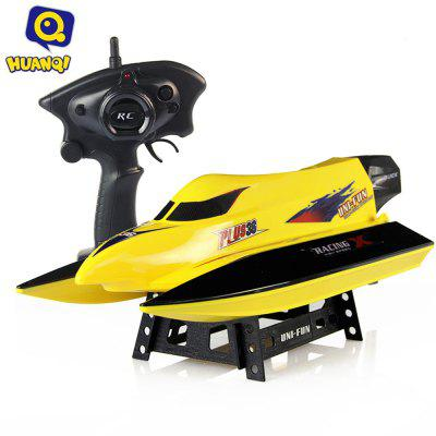 HUANQI 959 2.4G 4CH High Speed ​​20KM / H RC Boat