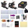 Buy BLACK AND GREY, Health & Beauty, Tattoo & Body Art, Tattoo Machines for $48.90 in GearBest store