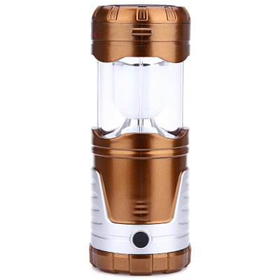 AC 220V 5W 300LM Solar Powered Lantern