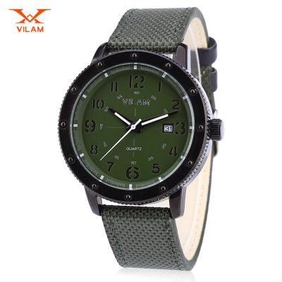 VILAM V2002G - A - 01 Men Quartz Watch