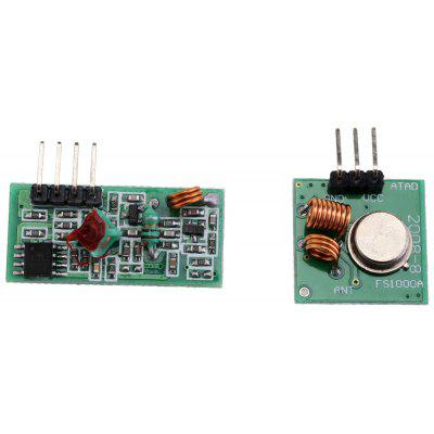 RF Transmitter Connection Tool Wireless Receiver Module Set
