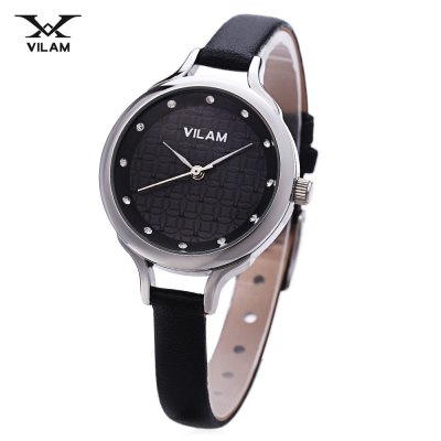 VILAM V1017L - 01A Women Quartz Watch
