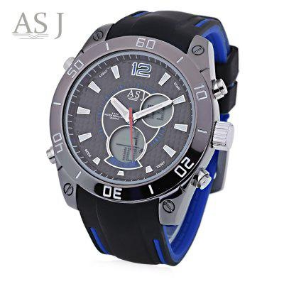 ASJ B46 Male Dual Movt Watch