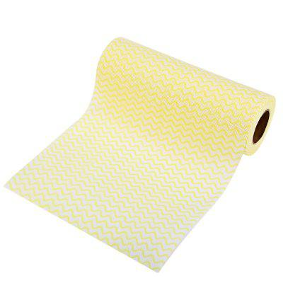 50pcs Disposable Non-woven Kitchen Cleaning Wipe