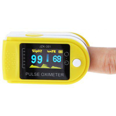 Pro OLED Instant Read Digital Fingertip Pulse Oximeter