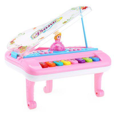 KUNSHENG Kids Electronic Piano Music Keyboard