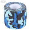 EDCGEAR 4.5M Tactical Camouflage Fabric Adhesive Tape - MARINE CAMOUFLAGE