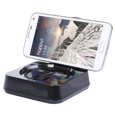 4 in 1 8000mAh Qi Wireless Charging Power Bank