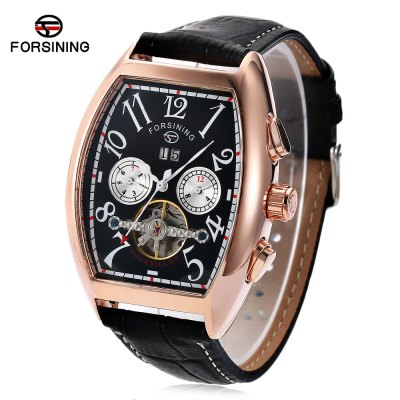 Forsining F201672801 Men Auto Mechanical Watch