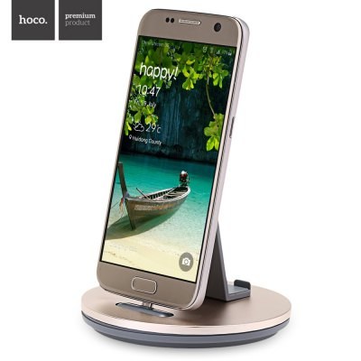 HOCO CW1 Portable Stand Charging Dock for Android
