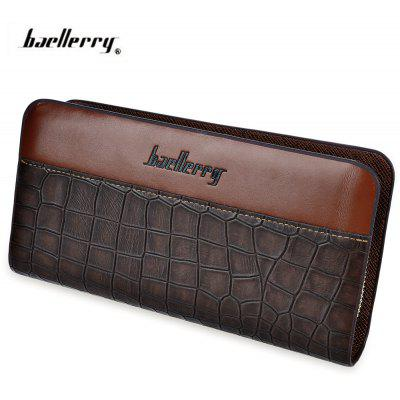 Baellerry Animal Patchwork Cash Coin Card Clutch Wallet