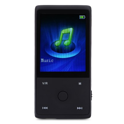 HOTT MU1036 Bluetooth 1.8 pulgadas Radio FM reproductor de música MP3