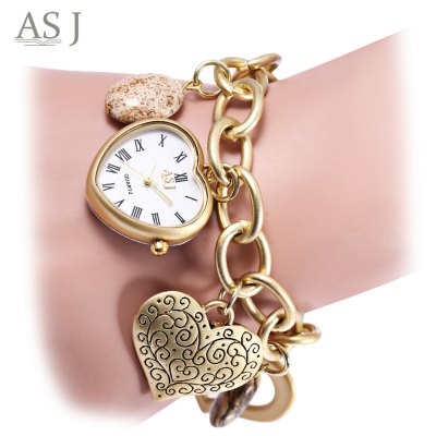 ASJ B112 Fashion Women Quartz Watch