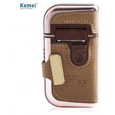 Kemei RSCW - 5600 Mini Reciprocating Rechargeable Shaver