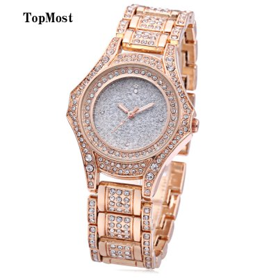 TOPMOST 2001 Women Quartz Watch