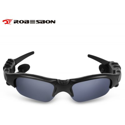 Robesbon Bluetooth Handsfree Digital Sunglasses