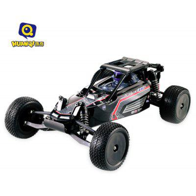 HUANQI 739 1:10 Scale 2.4G 2WD Controle Remoto Short Truck Toy