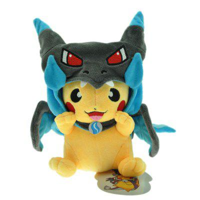 Pokemon Pikachu 9 Inch Plush Cartoon Toy