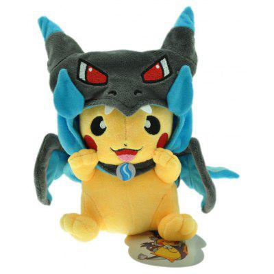 Pikachu 9 Inch Plush Cartoon Toy