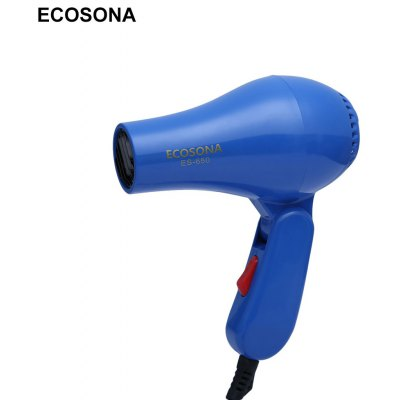 ECOSONA ES - 650 Portable Mini Traveller Compact Blower Hair Dryer