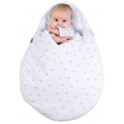Soft Cotton Material Baby Bunting Bag