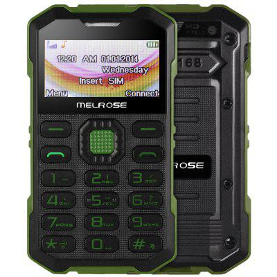 MELROSE S2 1.7 inch Card Pocket Outdoor Mobile Phone
