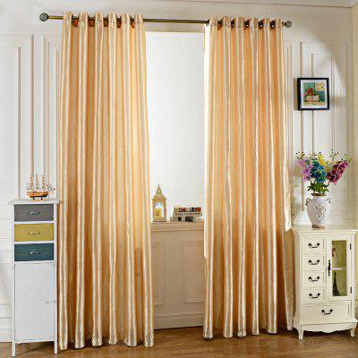 100 x 250CM Grommet Ring Top Window Curtain