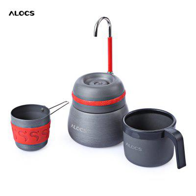 ALOCS CW - EM01 Portable Thermal Coffee Stove